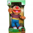 "13""H Fisher Price Sesame Street Soft Ernie Plush Doll 12 Month+"