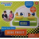 Discovery Kids LEARN ALTERNATIVE ENERGY Build a Digi Fruit Toy Gift Ages 8+