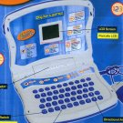 Learning Blue DIGITAL LAPTOP 25 Fun Activities ABC 123 Math Games LCD Screen 5+