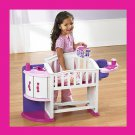 "BIG GIFT 36"" My Very Own Baby Doll Nursery w/ Accessories Made USA Girls Ages 2+"