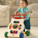 Fisher Price Bright Beginnings Activity Learn Walk Walker Gift Toy Baby Ages 6M+