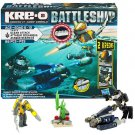 66pcs Hasbro Kre-o Battleship Ocean Attack 38952 Boys Gift Toy 6-12 Ages