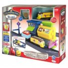 Chuggington DIE CAST Badge Quest Frostini Ice Cream Training Train Track Loop 3+