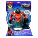 Fisher Price Planet Heroes Black Hole Professor Darkness Talking Figure Ages 3+