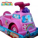BIG Gift Disney Minnie's Bowtique Buggy RIDE ON w/Sounds Lights Toy Ages 1-3