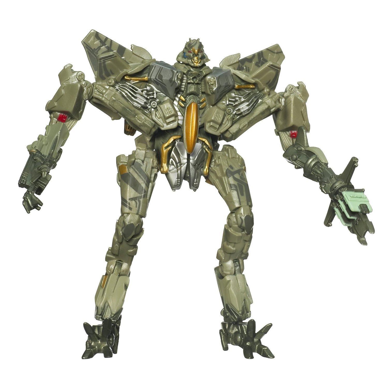 Collect Transformers Revenge Fallen STARSCREAM Robot Replicas Gift Movie Boys 5+