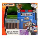 Matchbox Police Action Adventure Set Ready Track + Car Gift Toys Boys 3+