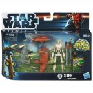 Star Wars Stap Battle Droid Galactic Battle Game Card Die Base Collector Boys 4+