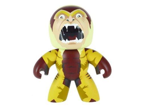 "Marvel Sabretooth Mighty Muggs 6"" Vinyl Action Figure Boys Collectors Gift 6+"