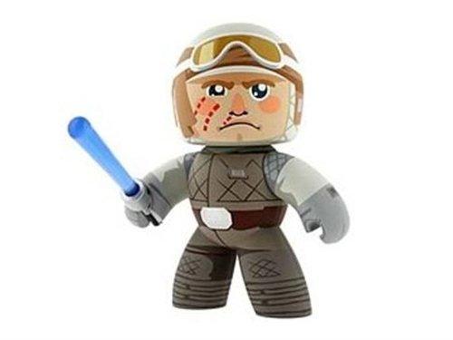 "Star Wars Luke Skywalker Mighty Muggs 6"" Vinyl Figure Boys Collectors Gift 6+"