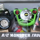 Road Rippers R/C Radio Control Monster Adrenaline Rush Truck Playset Ages 3+