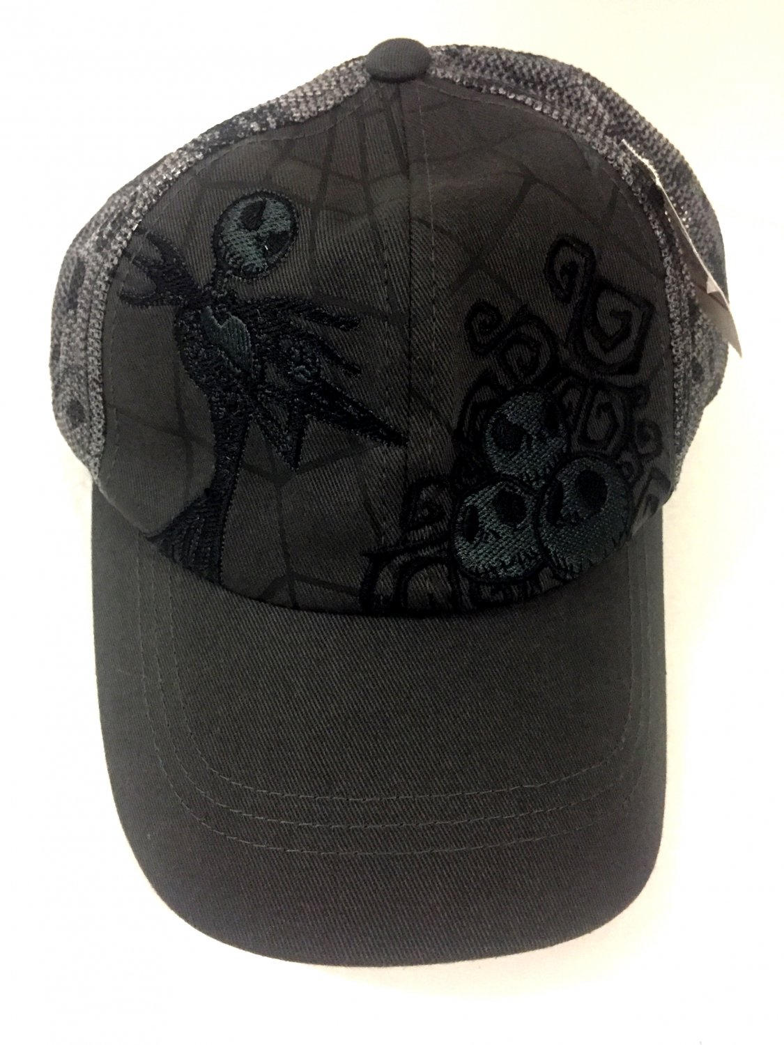 Disney Walt Disney World Jack Skellington Youth Hat Cap