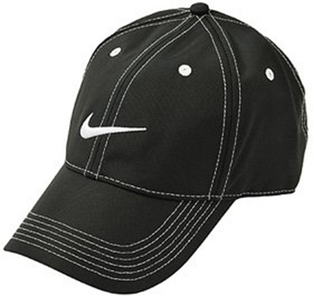 Nike Golf Unisex Cap Hat Adjustable One Size Black