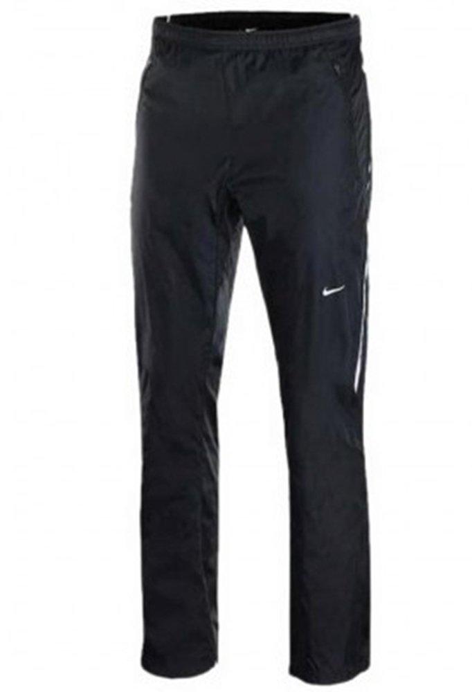 Nike 405332-010 Leisure Pants Micro Fiber Women's Large Black