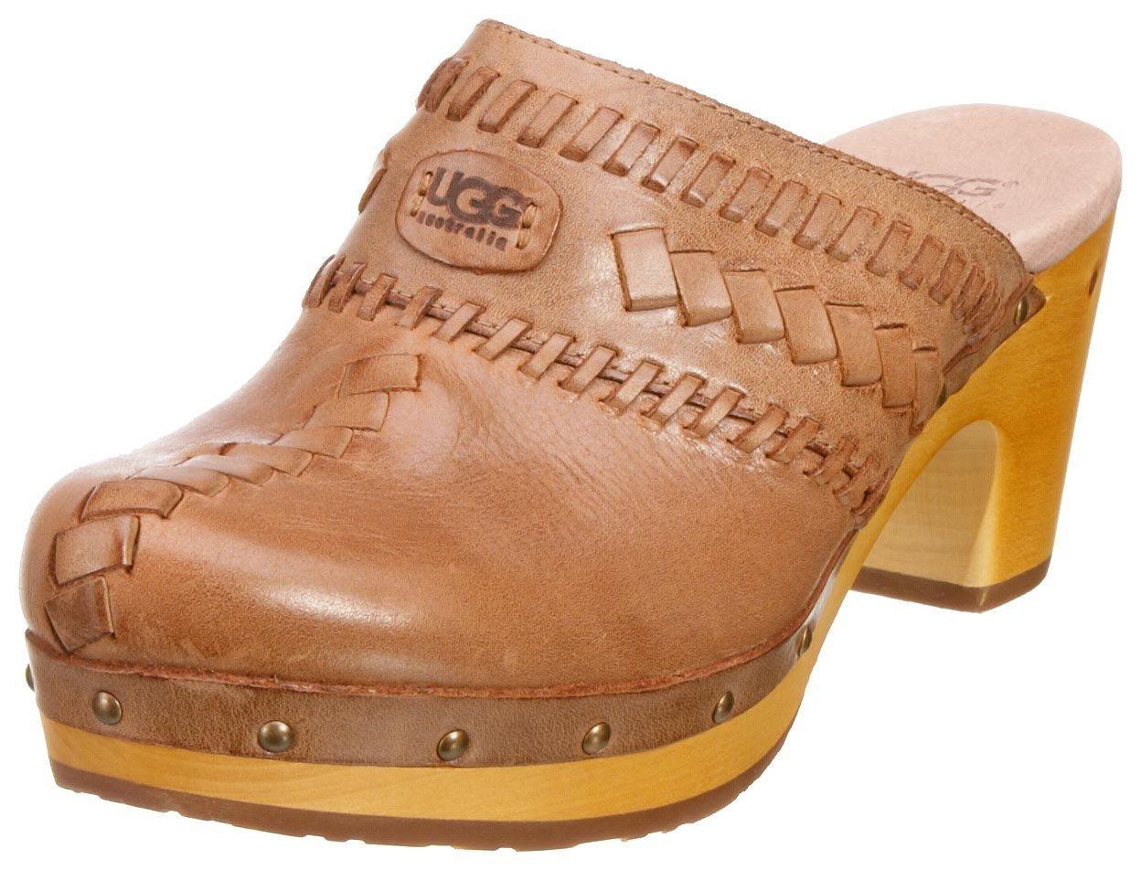 5ebfabbb29b UGG Australia Women s Vivica Platform Shoes Fawn US 6 M