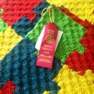 Autism Graphghan Pattern