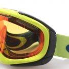 Goggles Oakley Ambush Snow OO 7017 59-582 Unisex Yellow Mirrored