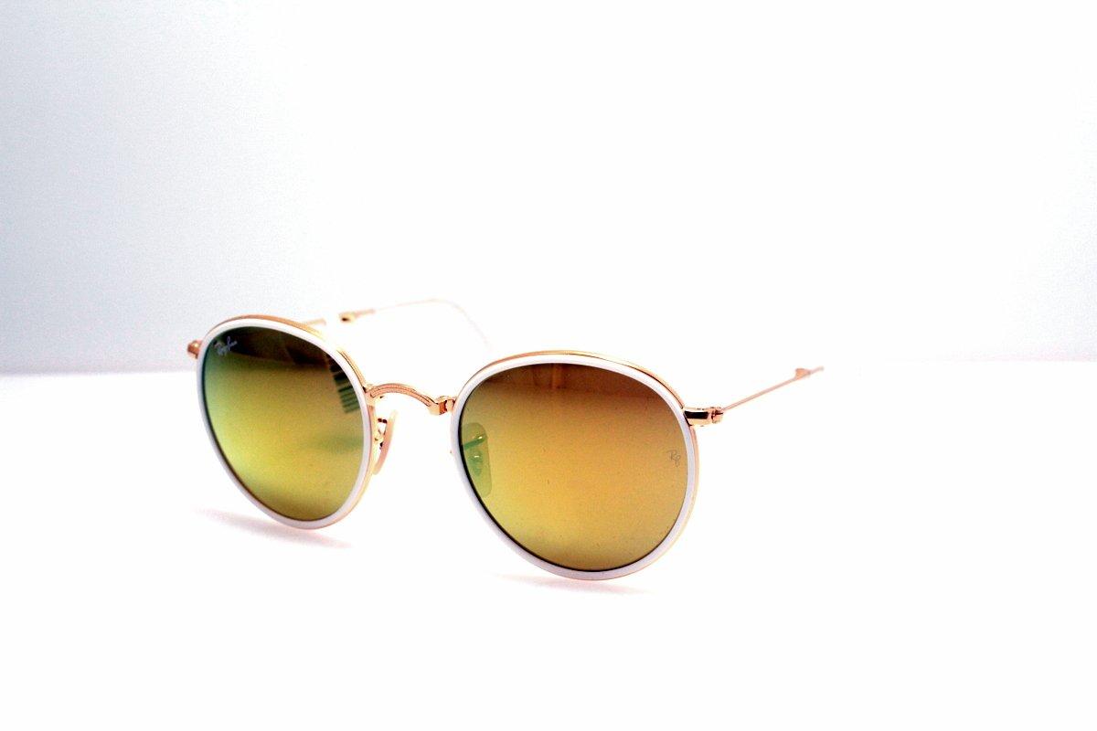 0f1367e9db Buy cheap ray ban round folding 3532 sunglasses. Shop every store on ...