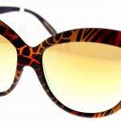 Sunglasses Italia Independent II 0092 ZEF.044 Multicolor Cat-eye Gold Mirrored