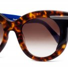 Sunglasses Thierry Lasry SLUTTY 008 Women Tortoise Cat-eye Gradient