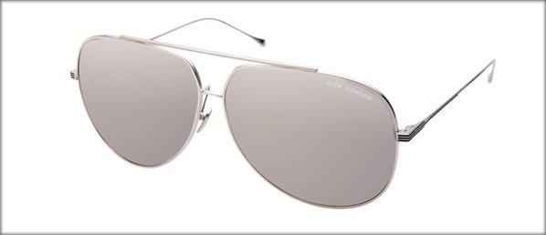 Sunglasses Dita CONDOR 21005-H shiny silver mirrored