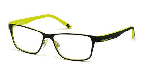 Eyeglasses Timberland TB 1338 002 Unisex Black Square