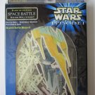 Star Wars Illuminations Glow In the Dark Action Wall Scenes Space Battle