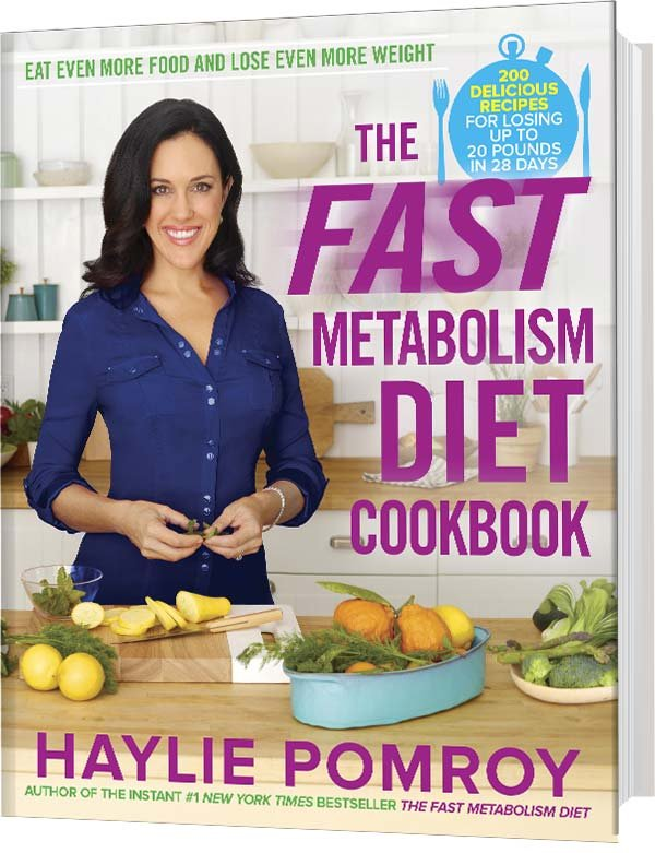 The Fast Metabolism Diet Cookbook: Eat Even More Food and Lose More Weight Ebook