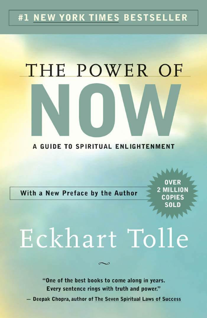 The Power of Now: A Guide to Spiritual Enlightenment by Eckhart Tolle Ebook