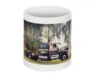 Movin' On Kenworth in the country Coffee Mug