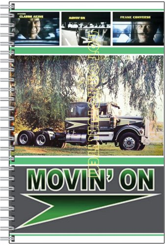 Movin' On Collectors Notebook - 3 PACK