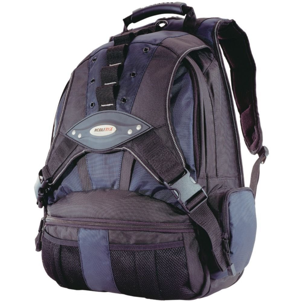 BACKPACK Mobile Edge 17.3 Navy Black 17.3 Case MEBPP3