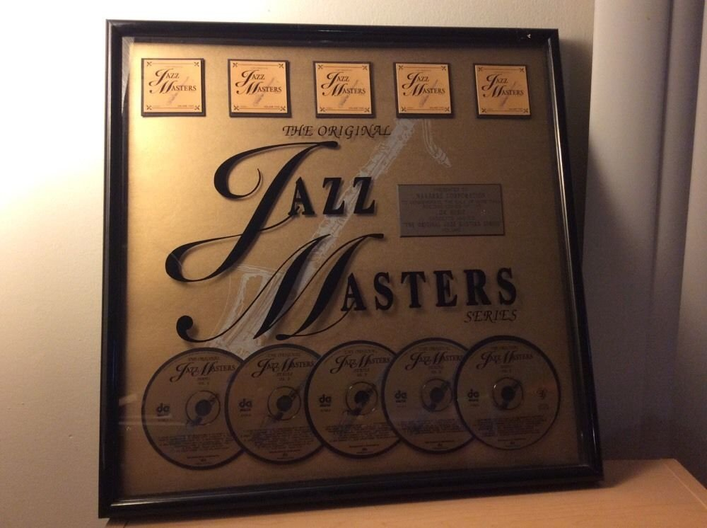 The original jazz masters Da music jazz series records - Navarre