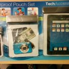 Universal Waterproof Apple devices Pouch Set for Smartphone Wallet Case