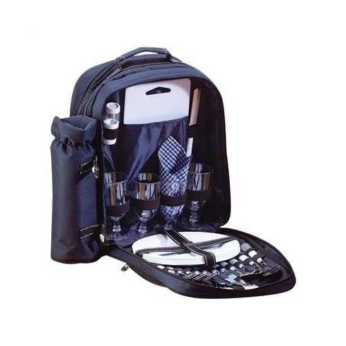 Picnic Backpack - Picnic Backpack ( gourmet backpack)