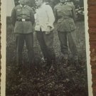 Original WWII German Soldier's Snapshot Photos of Soldiers in Uniform 1936-1943