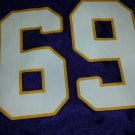 "Jared Allen #69 Purple Minnesota Vikings  L, Regular Season ""SAVE NOW"""