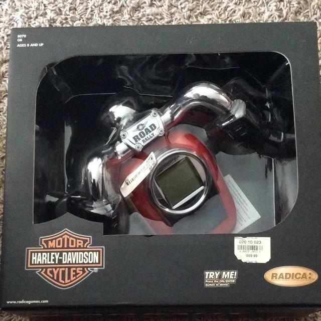 Harley Harley Davidson Sakos road rally - Harley Davidson Toys