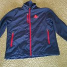 "Boston Red Sox MLB Jacket L- EG Blue Unisex Adult Regular Season MLB ""SAVE NOW"""