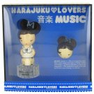 Harajuku Lovers Music By Gwen Stefani Gift Set -- 1 Oz Eau De Toilette Spray + S
