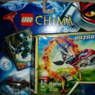 LEGO Legends of Chima Ring Of Fire (70100)