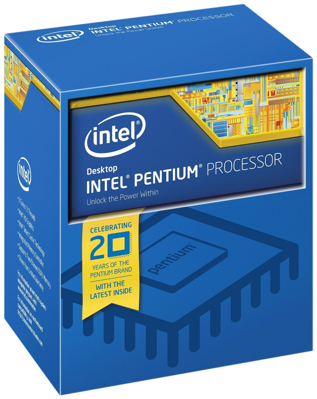 Intel Pentium Processor G3258 4 BX80646G3258