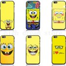 New plastic hard  case cover iphone 6 spongeBob *** free shipping***