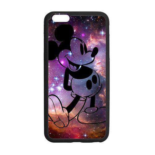Mickey Mouse Galaxy Case for iPhone 6 Plus