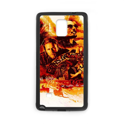Sons of Anarchy Hunnam Case for Samsung Galaxy Note 4
