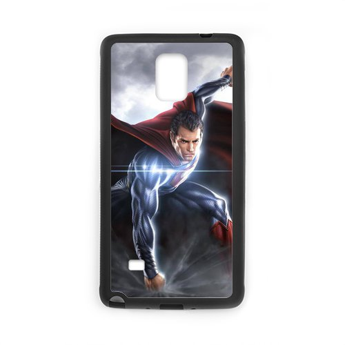 Superman Man of Steel Case for Samsung Galaxy Note 4