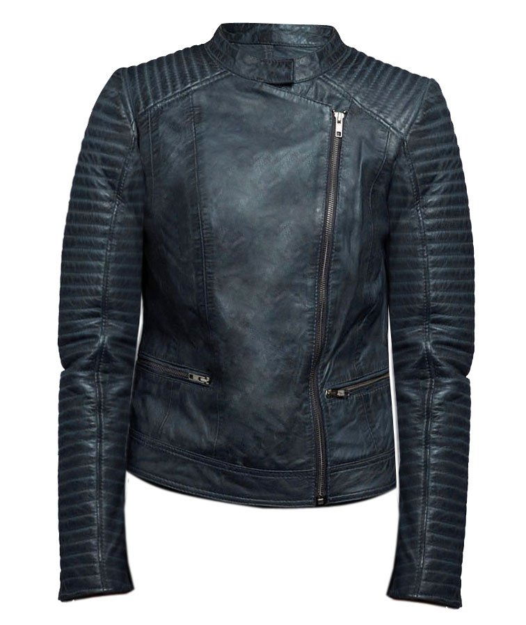 Women's Leather Fashion jacktes