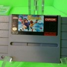 Super Nintendo --- SUPER BUSTER BROTHERS --- Free S&H / SNES ---G---