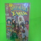 1991 Marvel Super-Heroes Summer Special X-Men Sabra Speedball 80 Page 1st Print