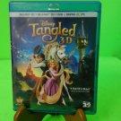 Tangled (Four-Disc Combo: Blu-ray 3D / Blu-ray / DVD / Digital Copy) DISNEY